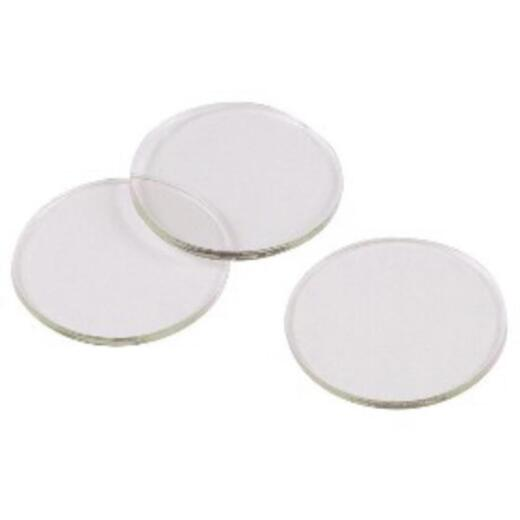 Hillman Anchor Wire 3/4 In. Round Clear Furniture Disc Glide,(10-Count)