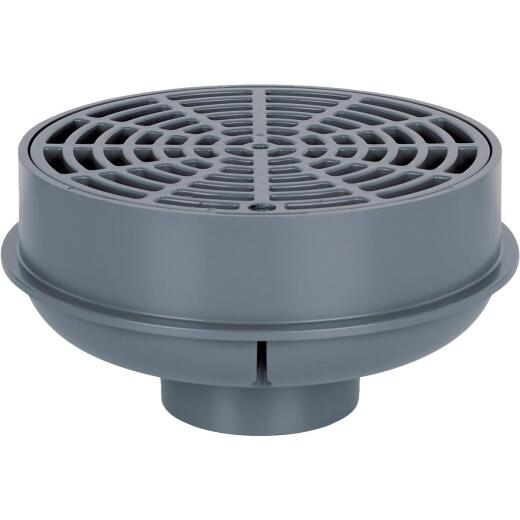 Sioux Chief 2 In. to 3 In. ABS or PVC Floor Drain