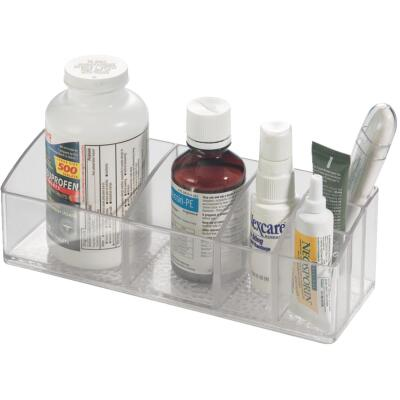InterDesign Med+ 9 In. Storage Tray Organizer