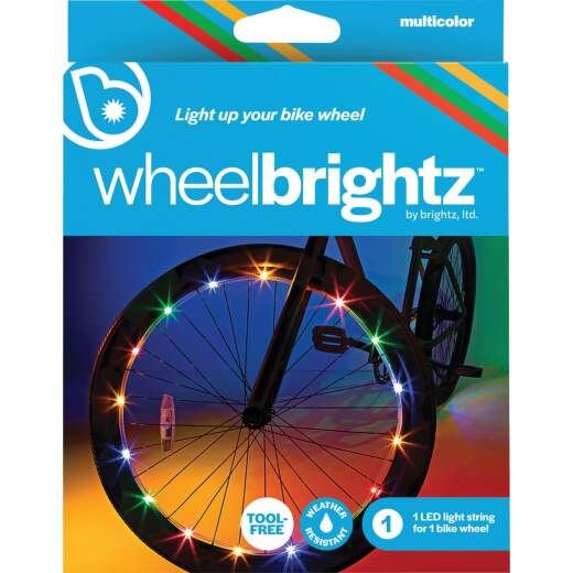 Wheel Brightz LED Bicycle Light