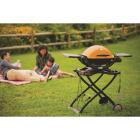 Weber Q 1200 1-Burner Orange 8,500-BTU LP Gas Grill Image 7